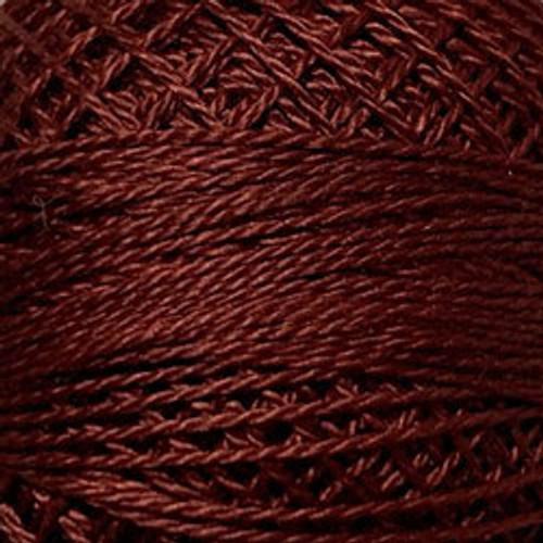 813 - Brick Dark, Solid Color
