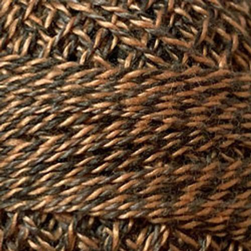 PT6 - Orange and Brown, Twisted Tweed