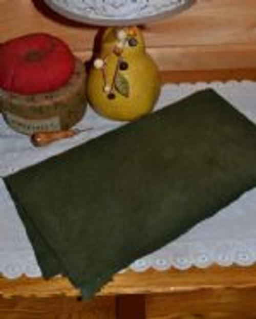 Primitive Green (V5) on Gray Herringbone