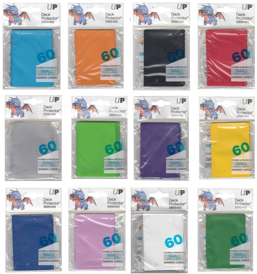 Sleeves - Deck Protector Solid Small (60 ct.)