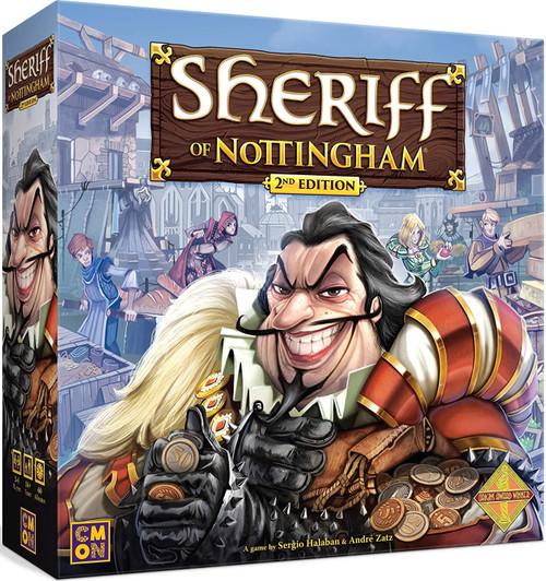 Sheriff of Nottingham - 2da Edición
