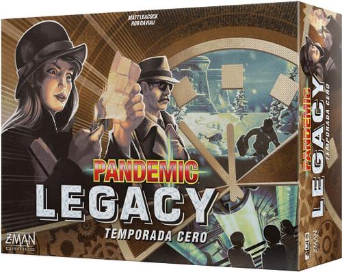Pandemic Legacy - Temporada 0