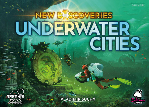Underwater Cities - New Discoveries (Expansion)