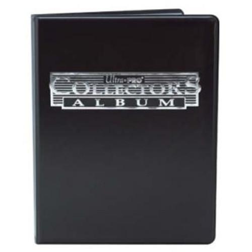Portfolio - UltraPro Collector's: Black (4 Pocket)