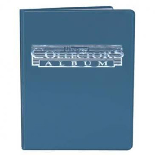Portfolio - UltraPro Collector's: Blue (4 Pocket)