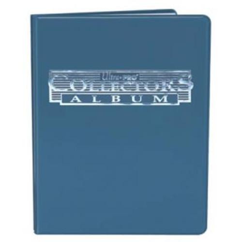 Portfolio - UltraPro Collector's: Blue (9 Pocket)