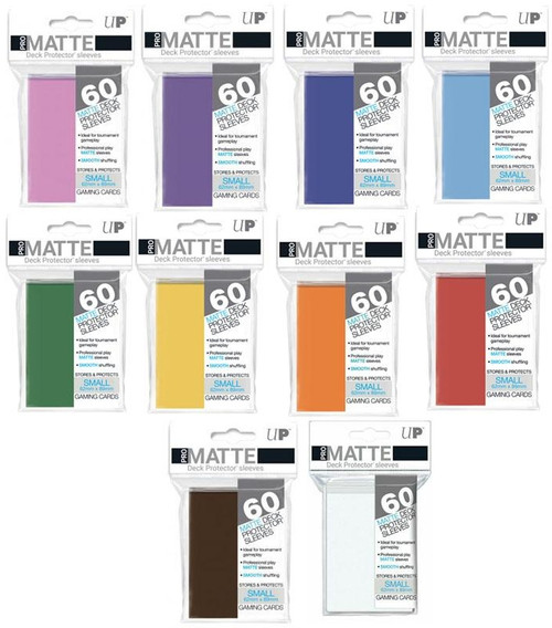 Sleeves - PRO-Matte Protector Solid Small (60 ct.)