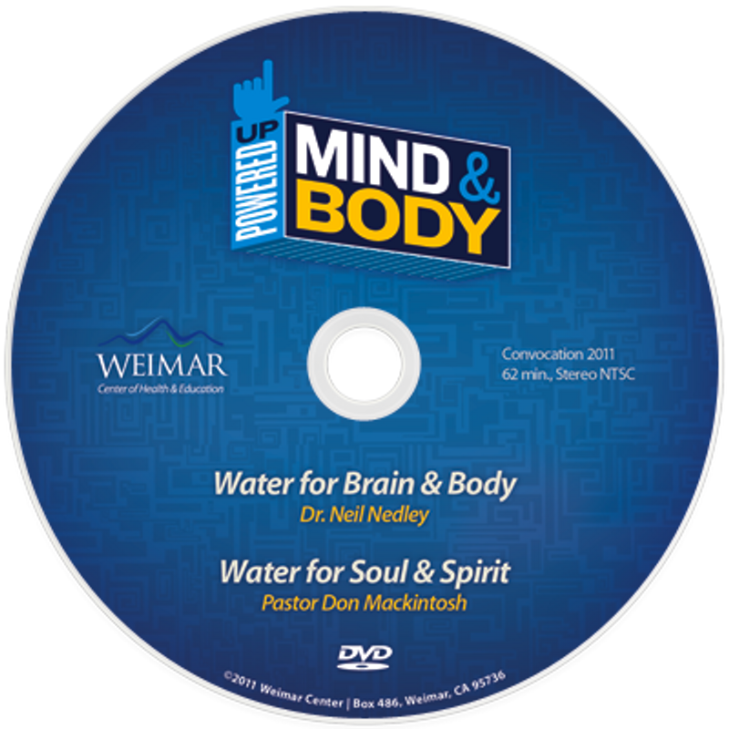 "Powered Up! Mind and Body ""Water"" vol. 4"