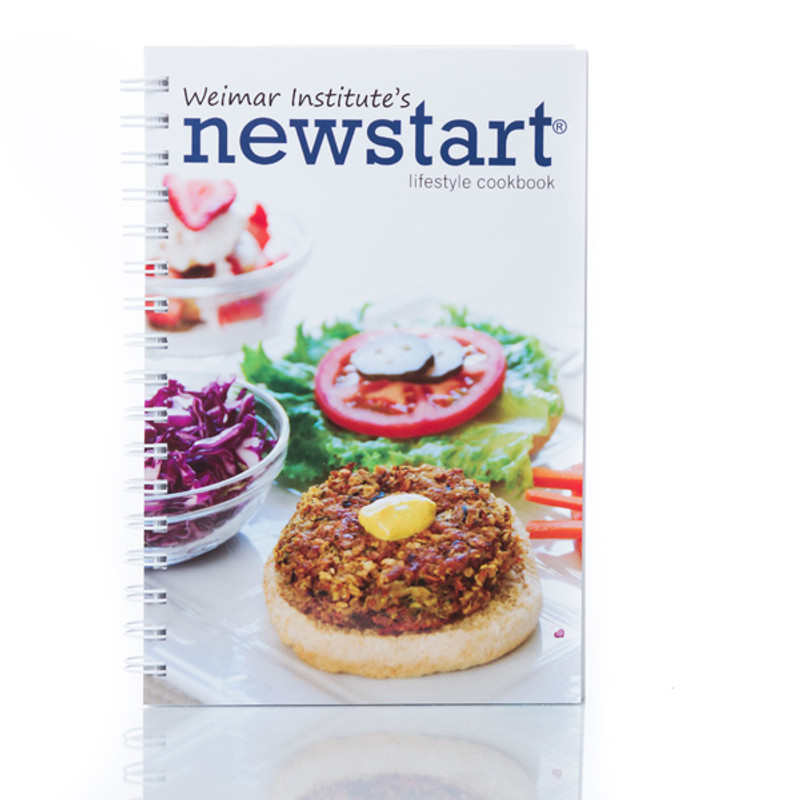 NEWSTART Lifestyle Cookbook