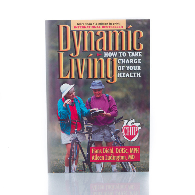 Dynamic Living by Aileen Ludington, MD & Hans Diehl