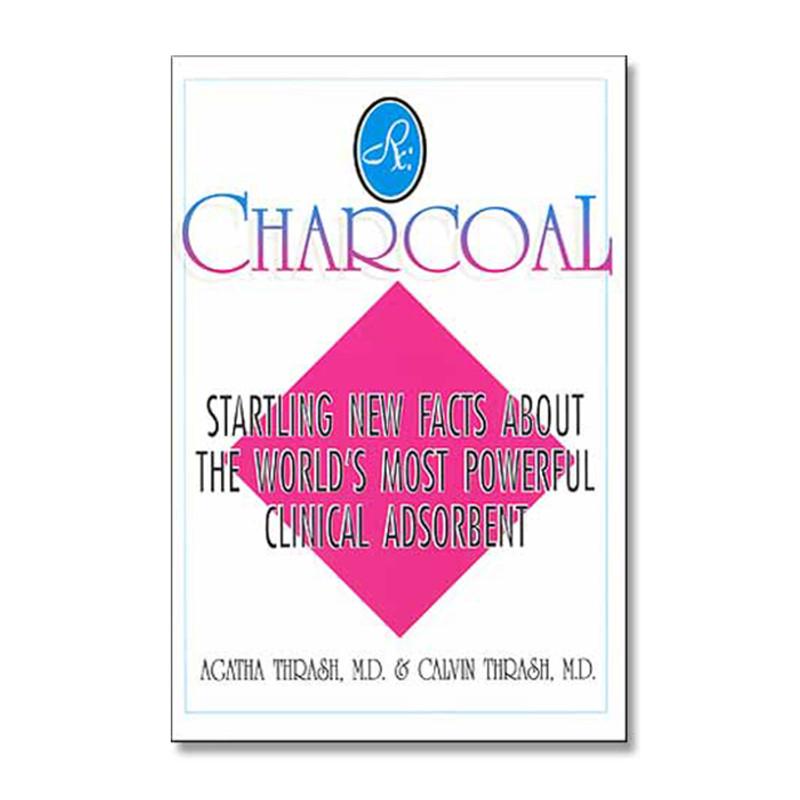 RX Charcoal by Agatha & Calvin Thrash, MD
