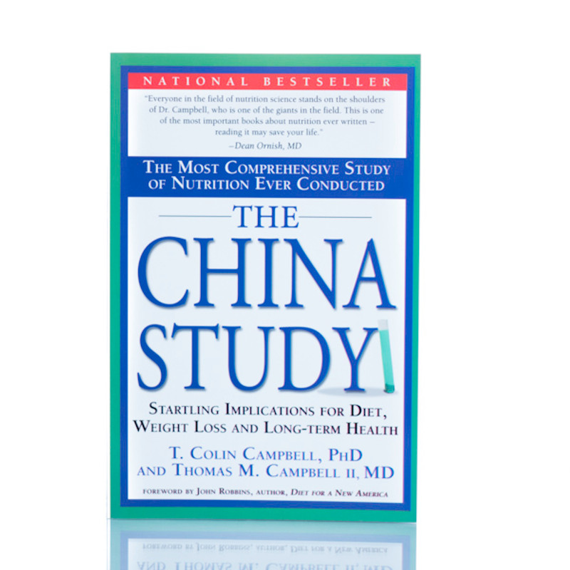 The China Study Campbell