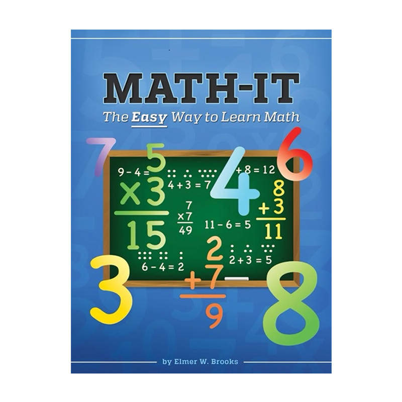 Math-It Basic- The Easy Way to Learn Math