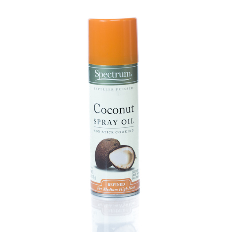 Spectrum Coconut Oil Spray