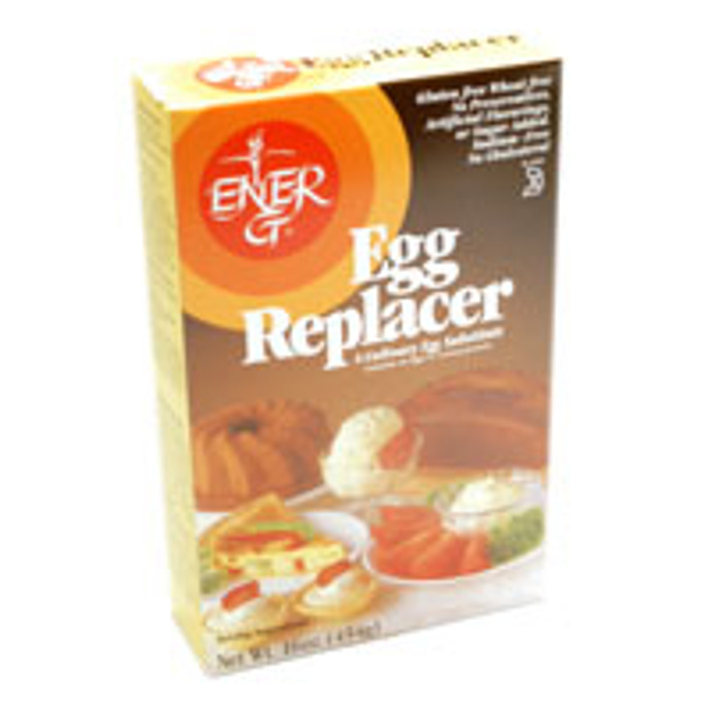 Ener-G Egg Replacer 16 oz