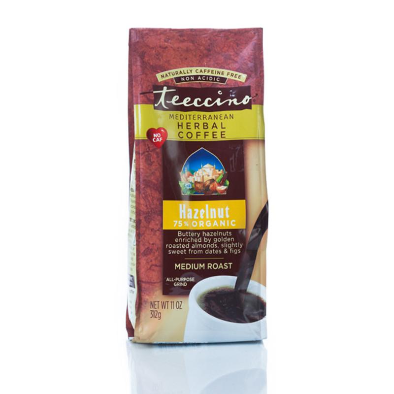 Teeccino Hazlenut Medium Roast 11 oz