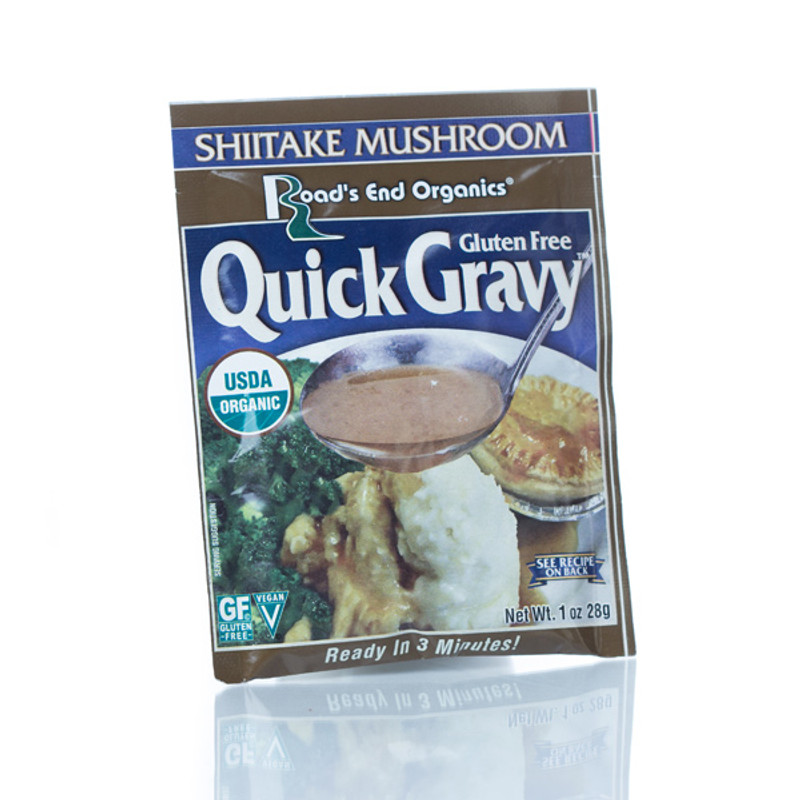 Road's End Shitake Mushroom Gravy 1 oz