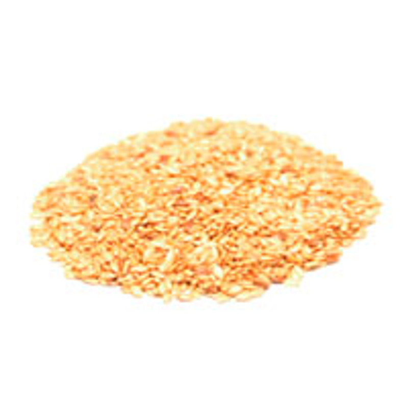 Flax Seeds - Organic - Golden - Bulk 419
