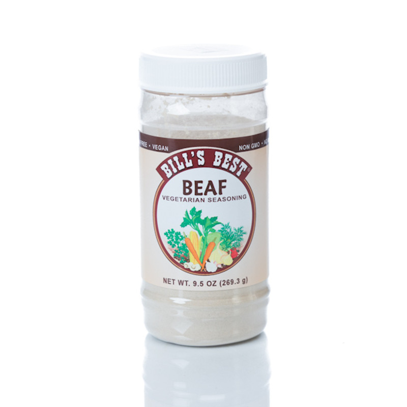 Bill's Best Beaf Seasoning 9.5 oz