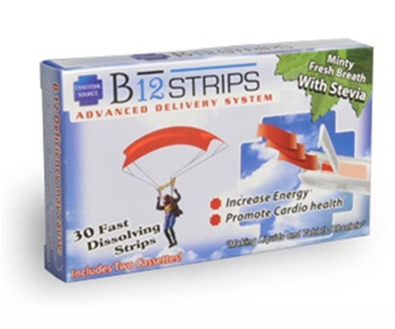 Essential Source B-12 Strips 1000 mg 30 Count