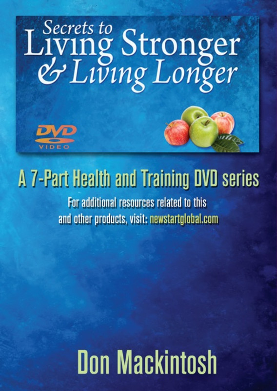 Secrets to Living Stronger & Living Longer