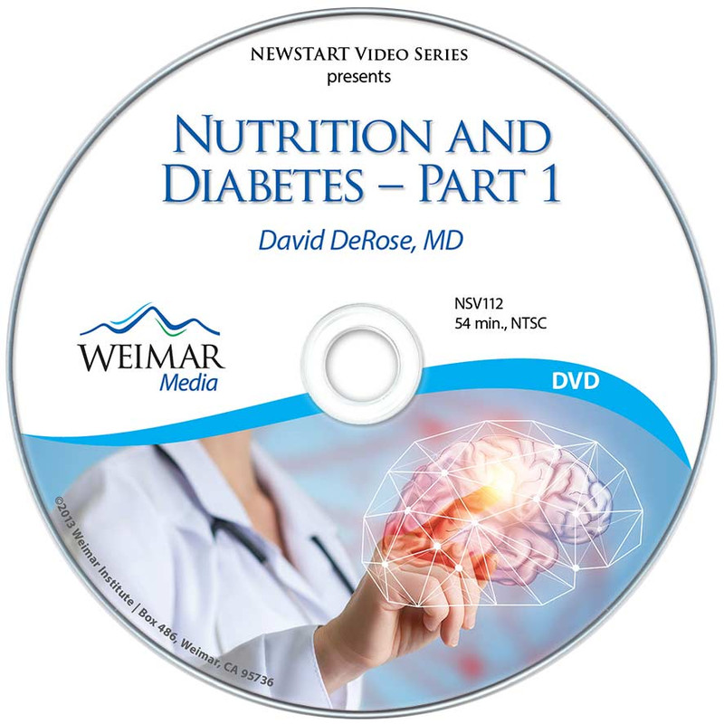 Nutrition and Diabetes - Part 1 [DOWNLOAD]