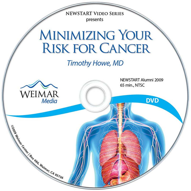 Minimizing Your Risk for Cancer [DOWNLOAD]