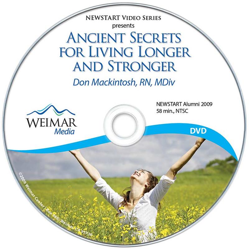 Ancient Secrets for Living Longer and Stronger [DOWNLOAD]