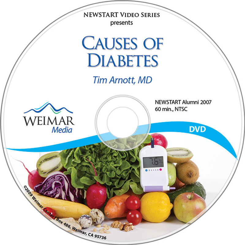 Causes of Diabetes [DOWNLOAD]