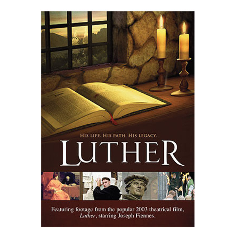Luther- His Life, His Path, His Legacy