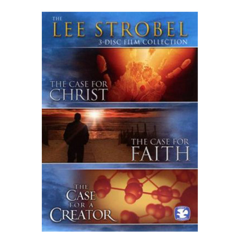 The Lee Strobel 3 Disc Film Collection