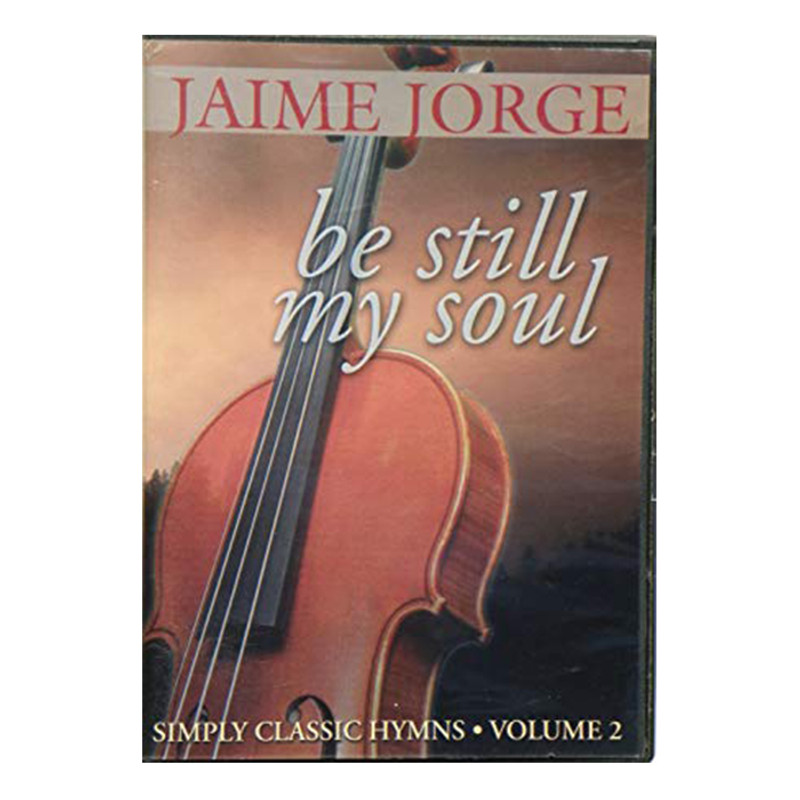 Jaime Jorge- Be Still My Soul