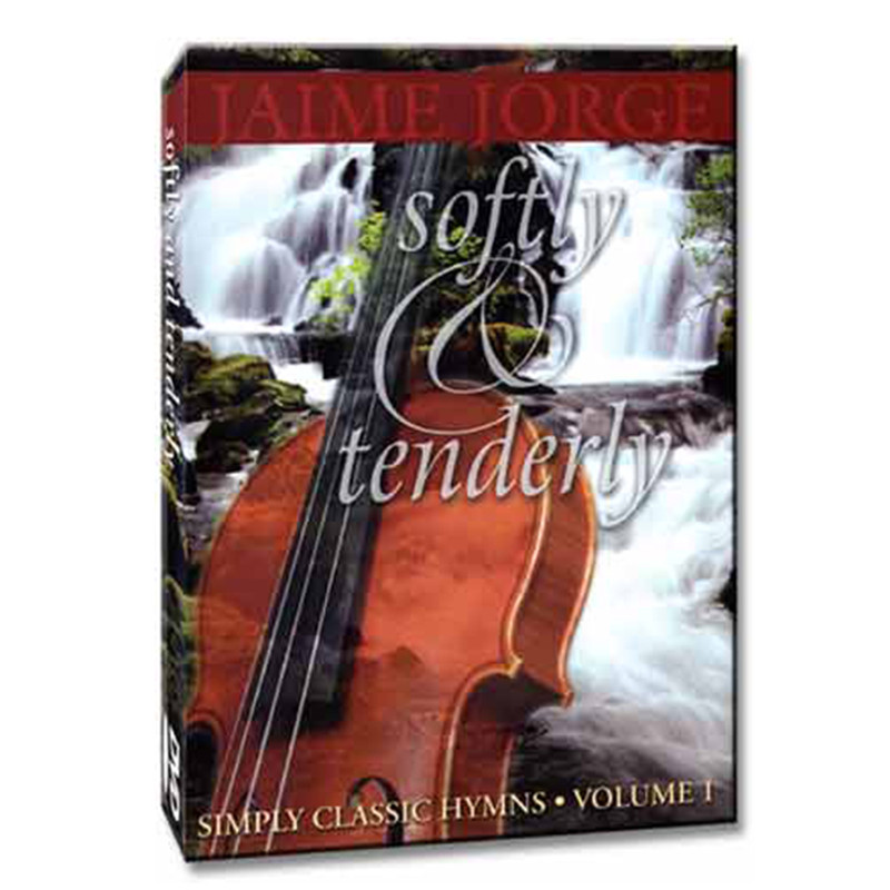 Softly & Tenderly- Jaime Jorge