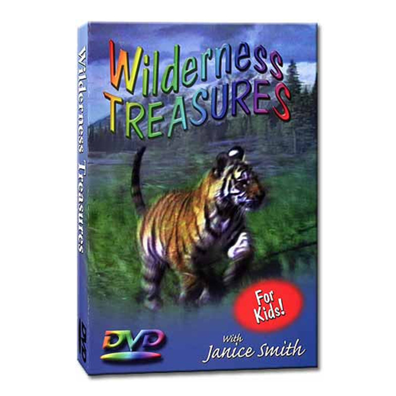 Wilderness Treasures With Janice Smith