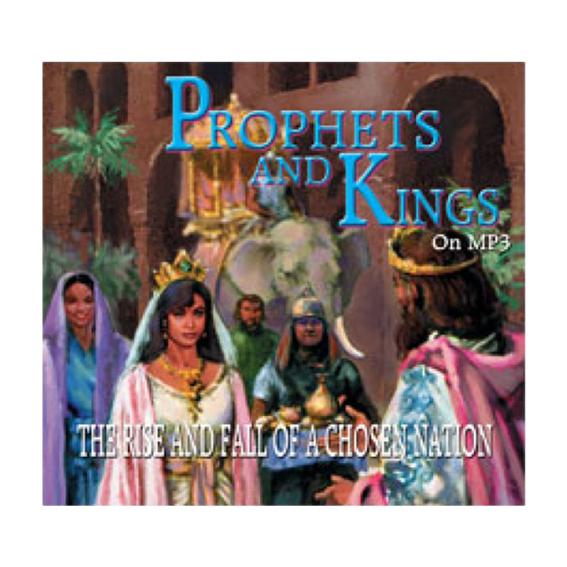Prophets and Kings on MP3