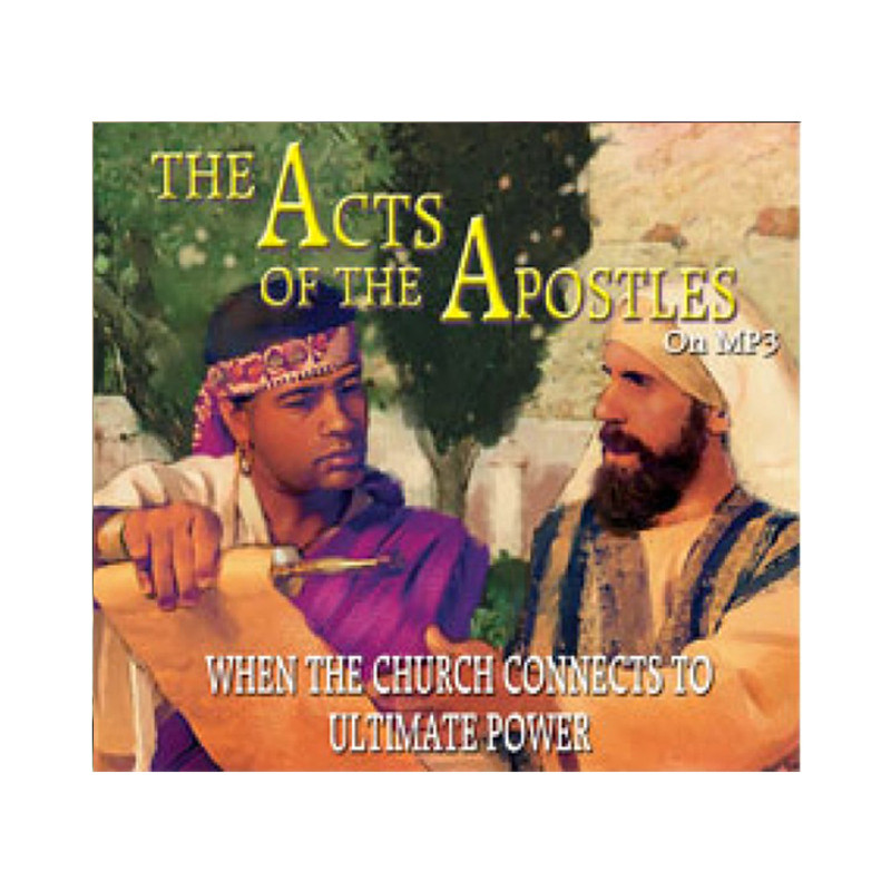 The Acts of The Apostles on MP3