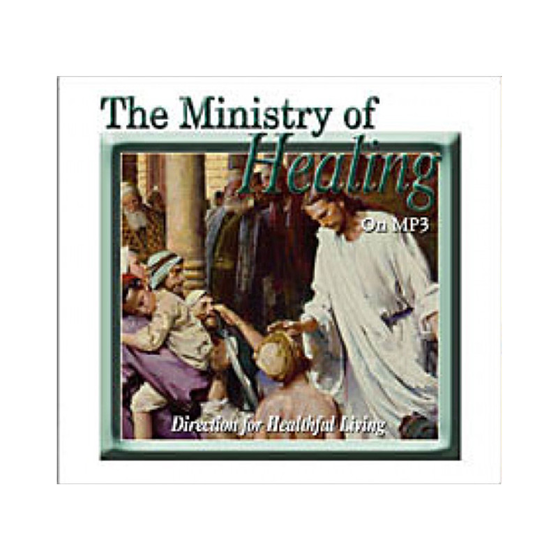 The Ministry of Healing on MP3