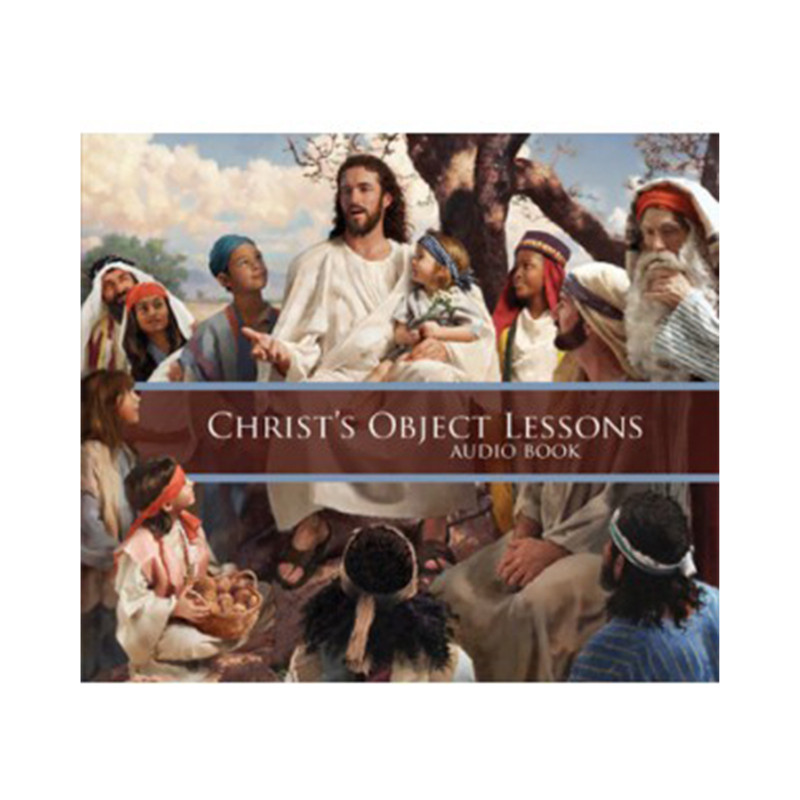 Christ's Object Lessons Audio Book