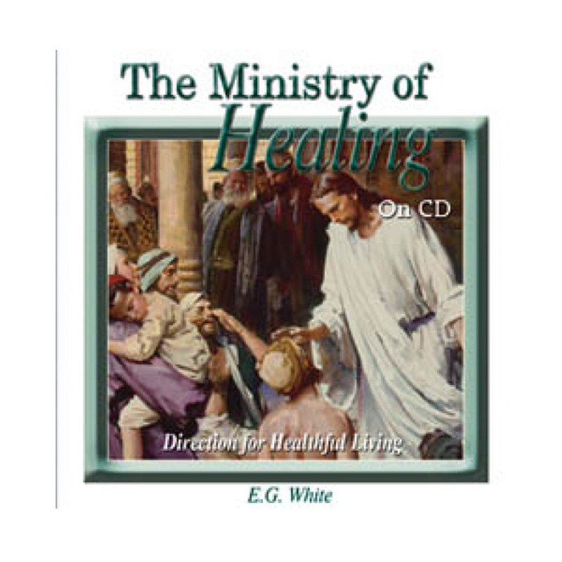 The Ministry of Healing on CD