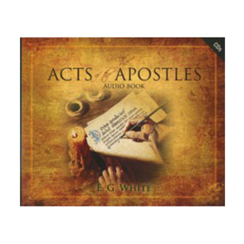 The Acts of The Apostles Audio Book