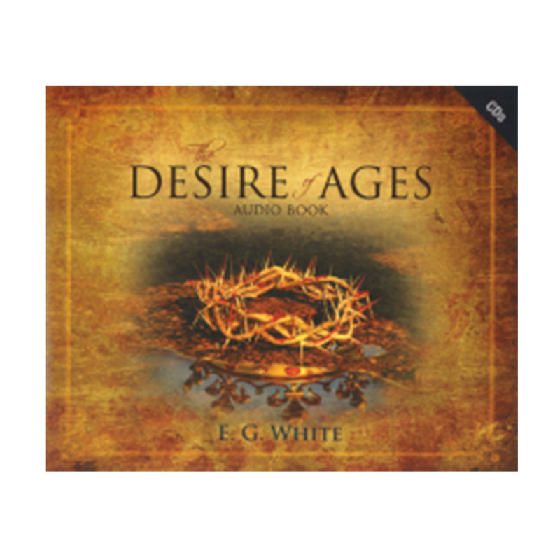 The Desire of Ages Audio Book