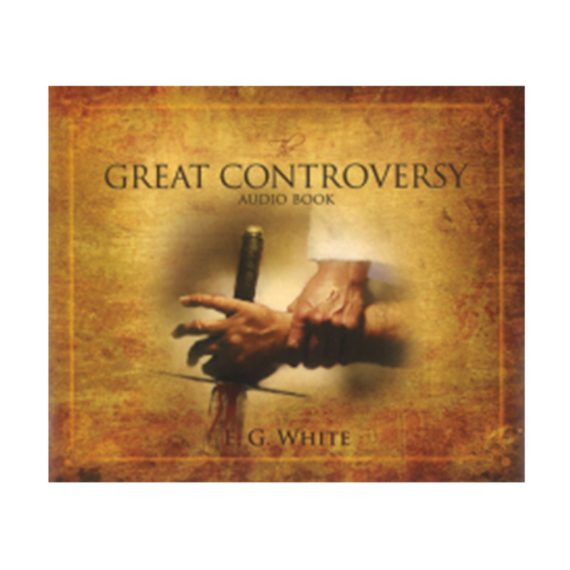 The Great Controversy Audio Book