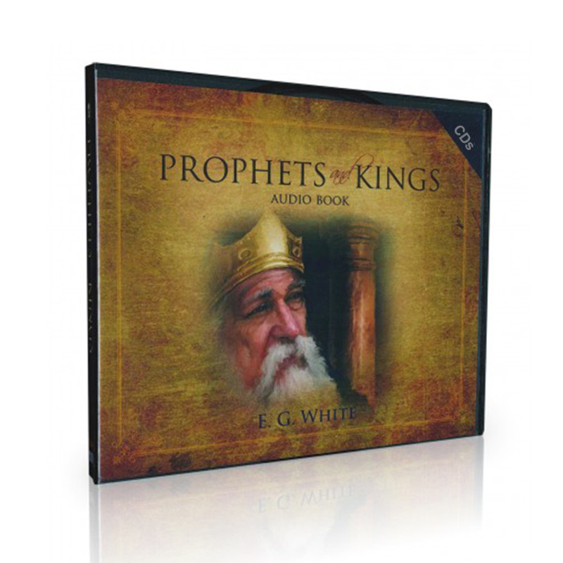 Prophets and Kings Audio Book