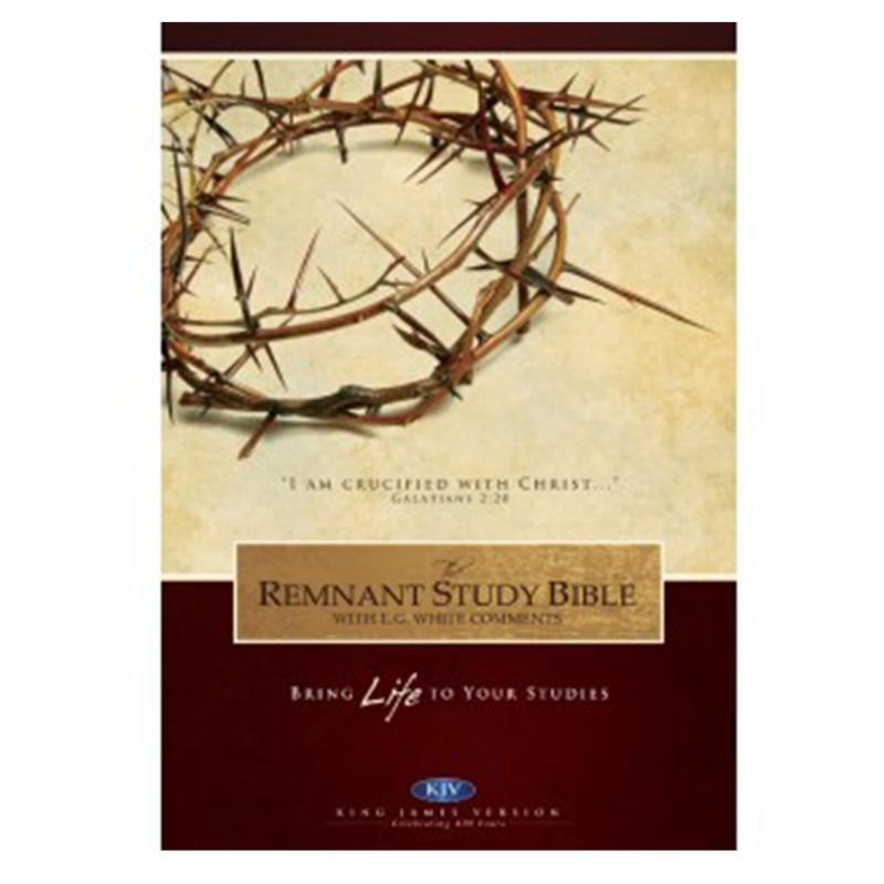 The Remnant Study Bible KJV- Hardcover