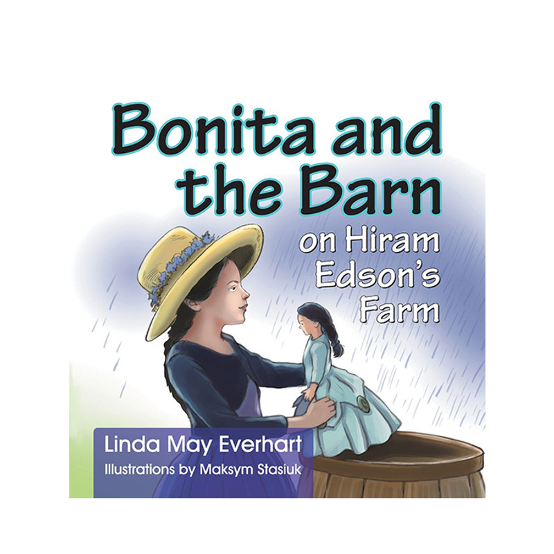 Bonita and the Barn- On Hiram Edson's Farm