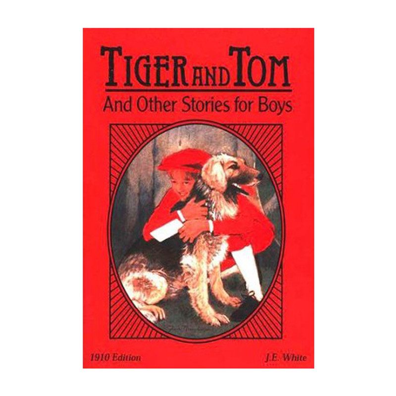 Tiger and Tom And other Stories for Boys- J. E. White