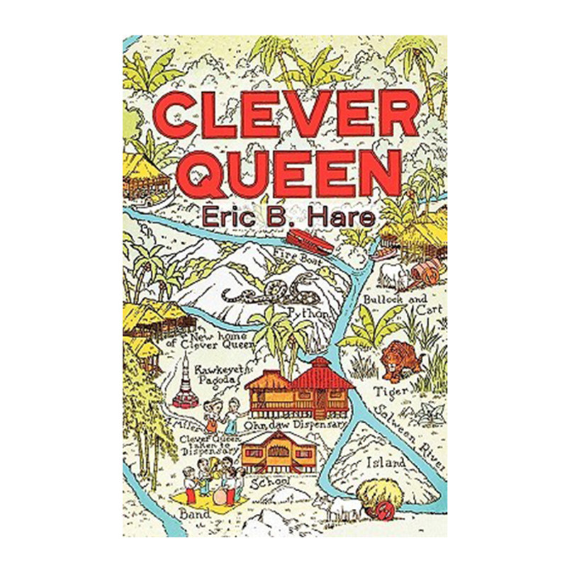 Clever Queen- Eric B. Hare