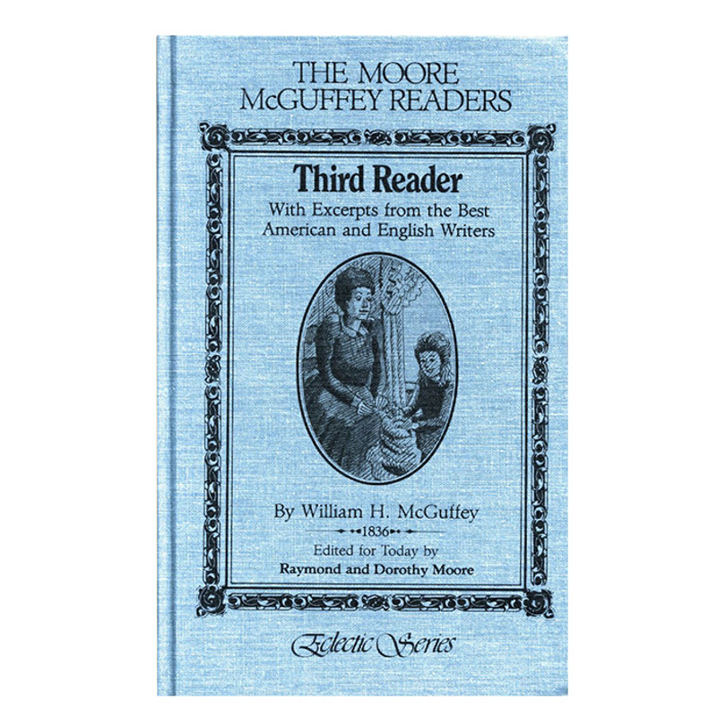 Third Reader- William H. McGuffey
