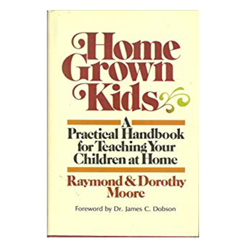 Home Grown Kids- Raymond and Dorothy Moore