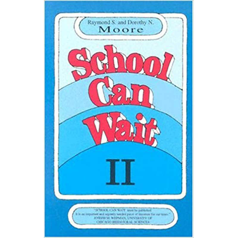 School Can Wait II- Raymond and Dorothy Moore